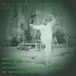 CD cover of TAI CHI MAGIC 1 album by Buddha Zhen